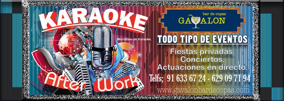 Gávalon Karaoke
