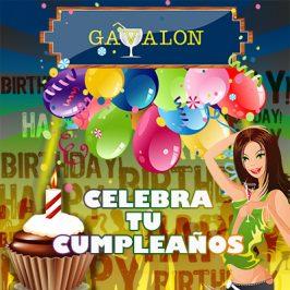 Cumpleaños Gávalon Boadilla