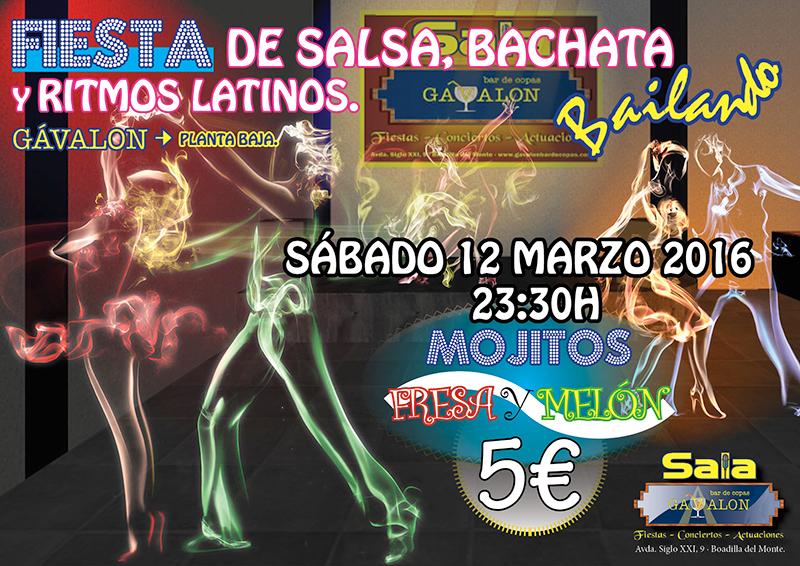 Fiesta Salsa y Bachata