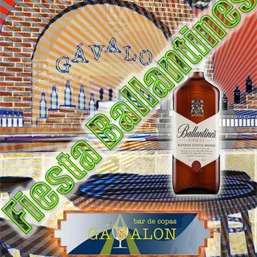 Fiesta Ballantines Sábado 21 MY/16