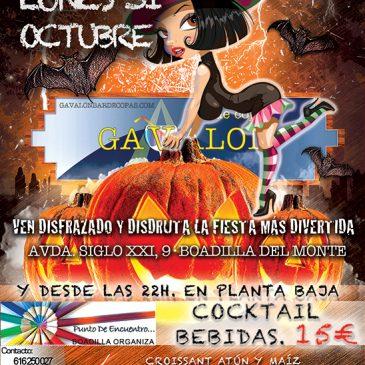Halloween 2016 Gávalon