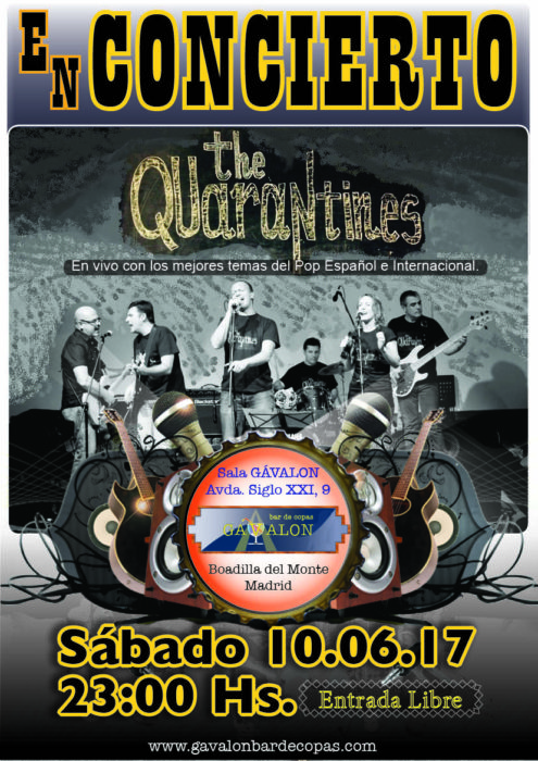 Concierto The quarantines