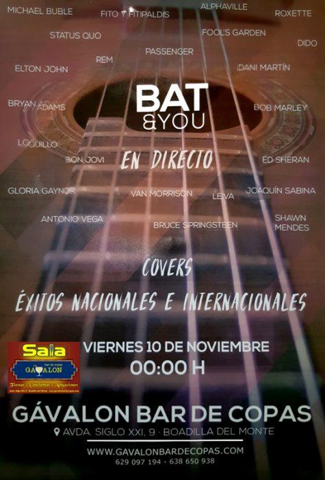 concierto BAT&YOU