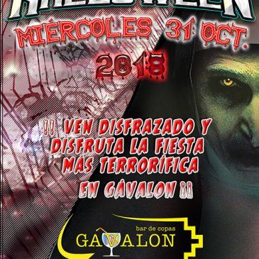 Fiesta Halloween 2018