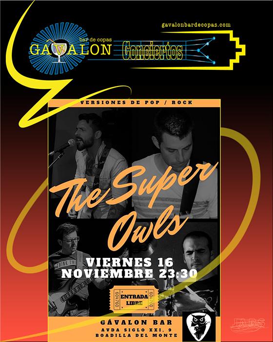 concierto sala Gávalon