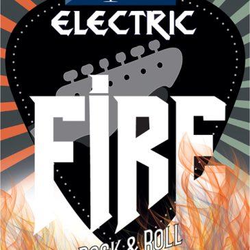 Concierto Electric Fire Sala Gávalon